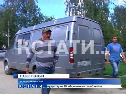 Частное чистилище - в Нижегородской области гараж превратили в место для хранения трупов