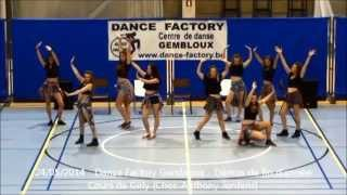 preview picture of video '24/05/2014 -  Gembloux - Dance Factory - Démos - Girly'