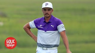 Rickie Fowler on PGA's coronavirus testing, when fans could return to the course   Golic and Wingo