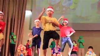 2018 霹雳怡保育才华小儿童节庆典 - 白雪公主和11个小矮人