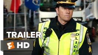 Patriots Day Official Trailer 1 2017  Mark Wahlberg Movie