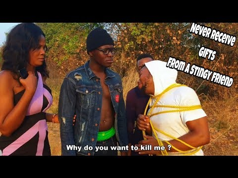 Xploit Comedy – Never Receive Gifts From A Stingy Man
