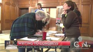 Griffin News - Writing to Congress
