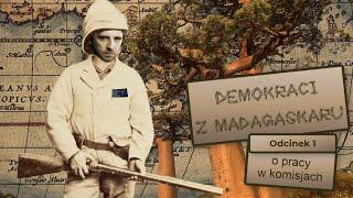Demokraci z Madagaskaru /odc. 1/ — Pięciu za jednego.