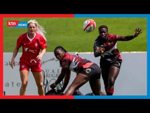 Timu ya Kenya ya voliboli ya ufuoni yapoteza mechi yake dhidi ya Merikani | Zilizala Viwanjani