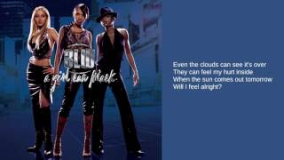 3LW: 12. One More Time (Lyrics)