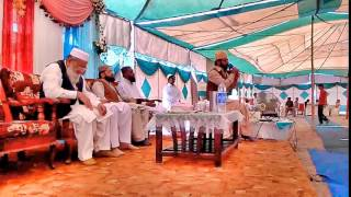 preview picture of video 'Ghulam Shabbir Naseeri (Khuwaja Huzoor Ki Nazar)'