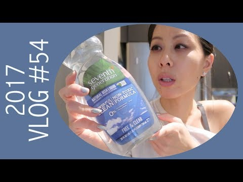 Vlog – Our Favourite Cleaning Products