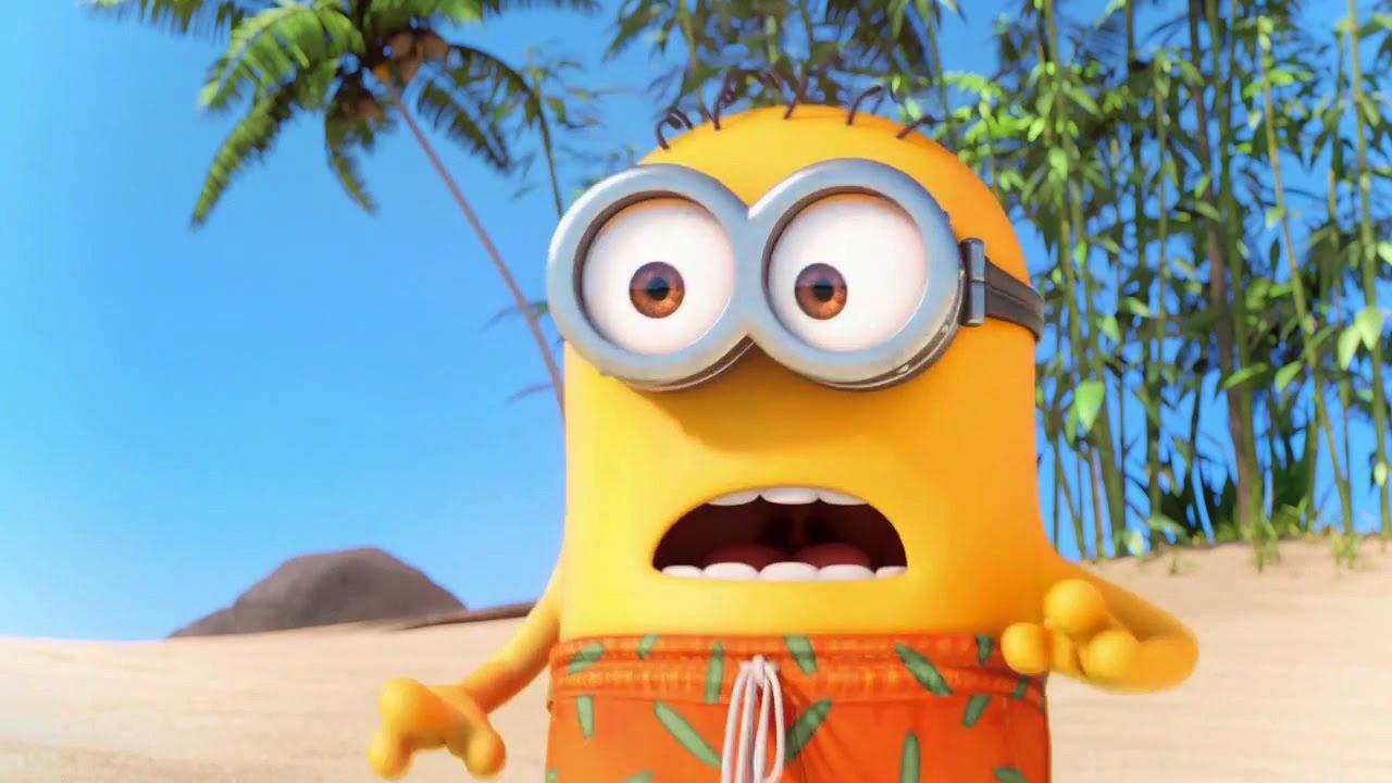 MINIONS PARADISE Cinematic Trailer [E3 2015] #VideoJuegos #Consolas