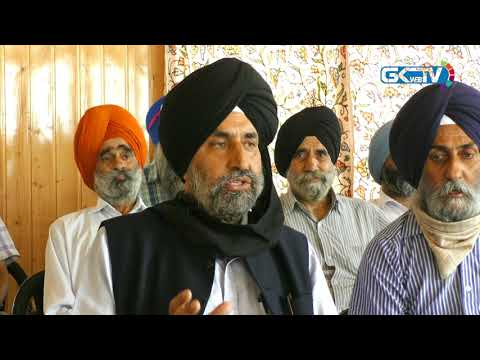 Gurdwara Prabandhak Committee calls for reopening of religious places in Kashmir