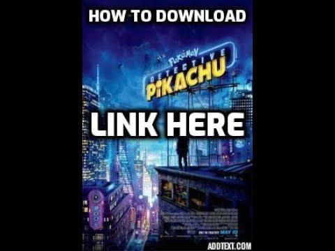 Pikachu Movie Pokemon Detective Pikachu Official Trailer 1