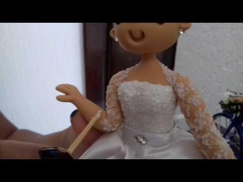 Renda para vestido de noiva