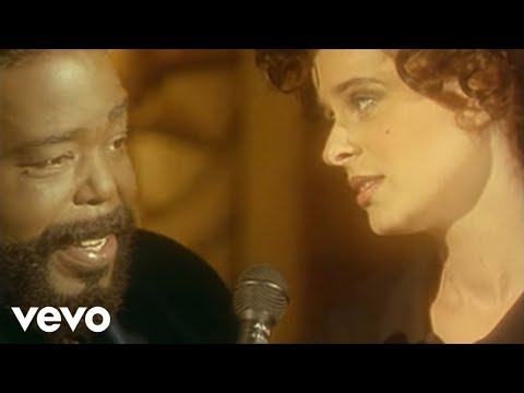Lisa Stansfield, Barry White - All Around the World (Official Music Video)