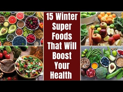 15 Fall and Winter Foods That are Super Good For You.