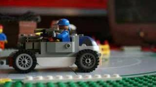 fusillade a lego city - chronic future- wicked games