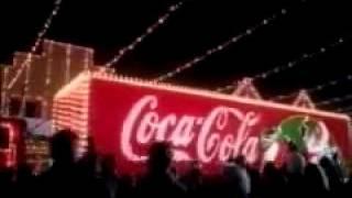 Coca Cola Christmas Commercial 2001 Werbung - Melanie Thornton Wonderful Dream (Holidays are coming)