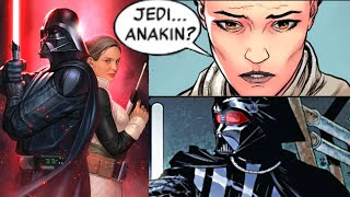 HOW NEW PADME DISCOVERED DARTH VADER WAS ANAKIN SKYWALKER(Canon) - Star Wars Comics Explained
