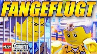 FANGEFLUGT FRA FÆNGSLET - LEGO CITY UNDERCOVER - [#7]