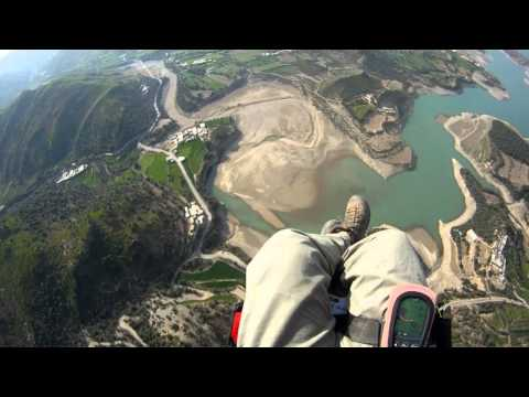 Paragliding in Pakistan