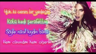 Nil Karaibrahimgil - Seviyorum Sevmiyorum (Şarkı Sözleri / Lyrics)