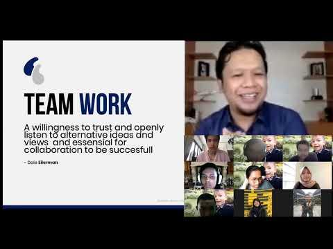 Mau tahu tentang Teamwork Training Mahasiswa Institut Teknologi ...