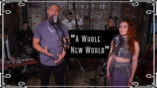 """A Whole New World"" (Aladdin) Arabic Cover By Robyn Adele Anderson Ft. Adam Bastien"
