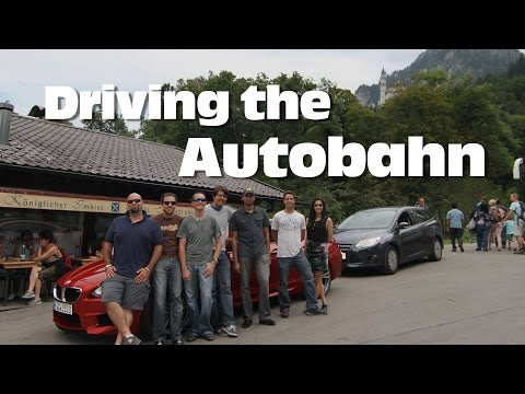 Driving The Autobahn - Great Drives Episode 2