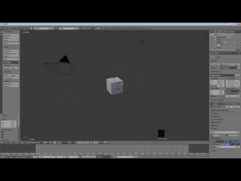 Blender Absolute Beginner Tutorial: Episode 1