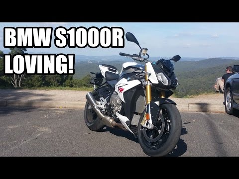 I love this BMW S1000R! In 4k!