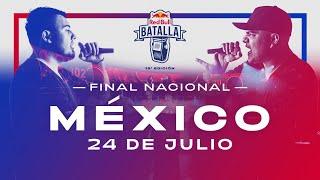 Final Nacional México 2021 | Red Bull Batalla