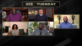 Inside the NBA Crew Discuss NBA Restart