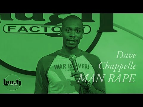 """Man Rape"" Stand-Up"