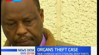Former Government Pathologist charged with organ theft | KTN News Desk