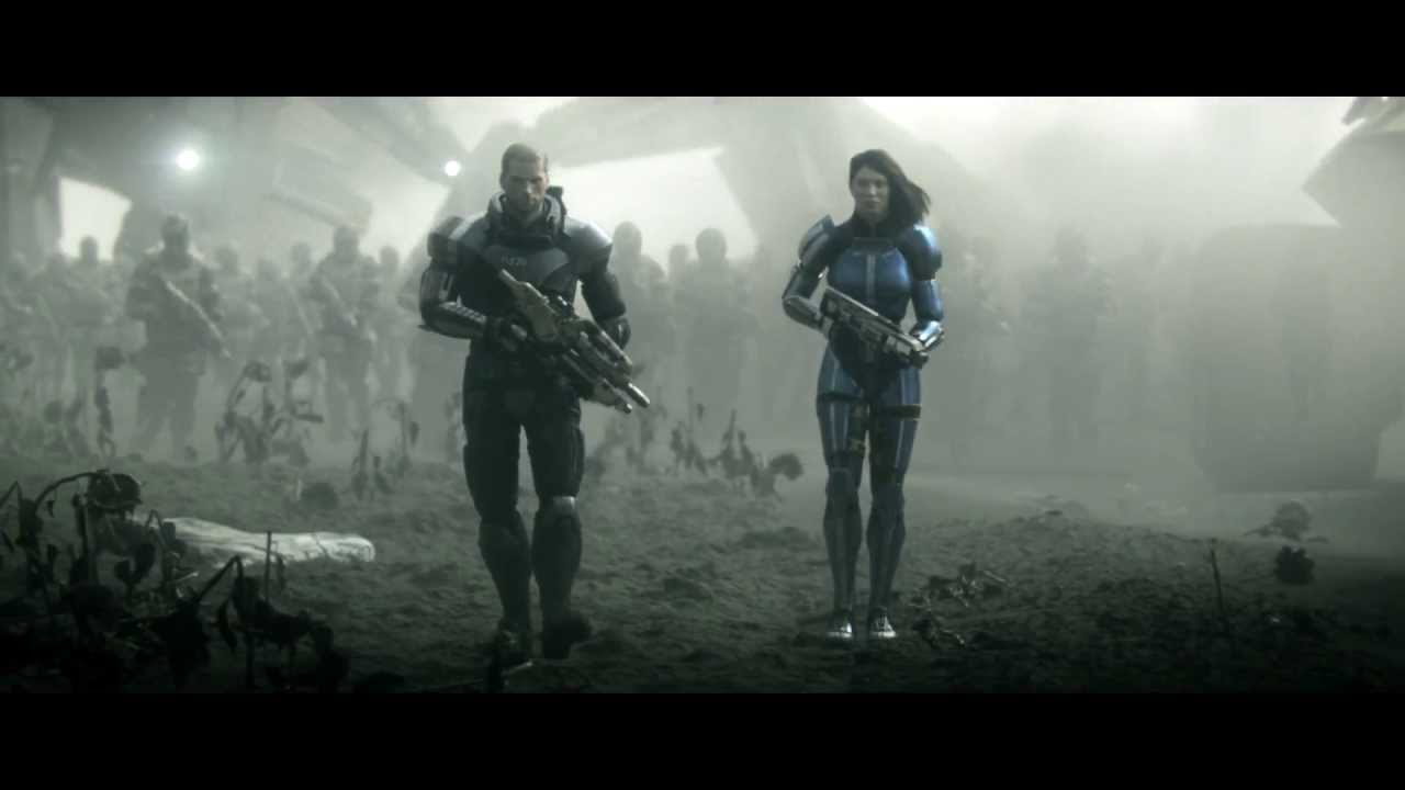 A Behind The Scenes Look At The Mass Effect 3 Trailer