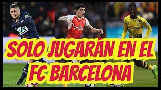 VERRATTI A UN PASO Y BELLERÍN Y DEMBÉLÉ A PUNTO | FC BARCELONA FICHAJES