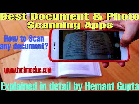 Download Top 5 Document Scanner Apps Video 3GP Mp4 FLV HD Mp3