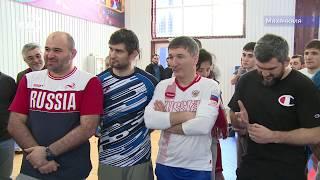 Дагестанские борцы завершают подготовку на Гран-при Иван Ярыгин-2019