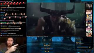 Asmongold Reacts to Dragon Age Trailers