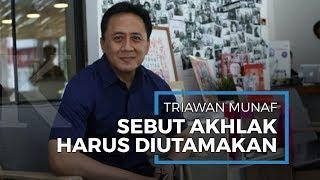 Triawan Munaf akan Kedepankan Akhlak demi Garuda Indonesia Dekat di Hati Masyarakat