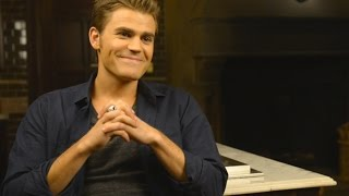 Пол Уэсли, Vampire Diaries' Paul Wesley: Stefan Finally Has a Girl Who's All In