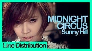 [Line Distribution] Sunny Hill - Midnight Circus