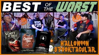 Best of the Worst: Scary or Die, Chopping Mall, Exorcist II: The Heretic