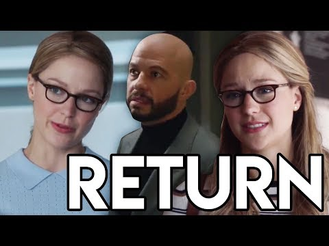 Lex Luthor RETURNS & Kara Season 2 Flashback! Leviathan Revealed! - Supergirl 5x06 Review
