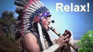 Музыка Индейцев. Флейта! Красивая Музыка
