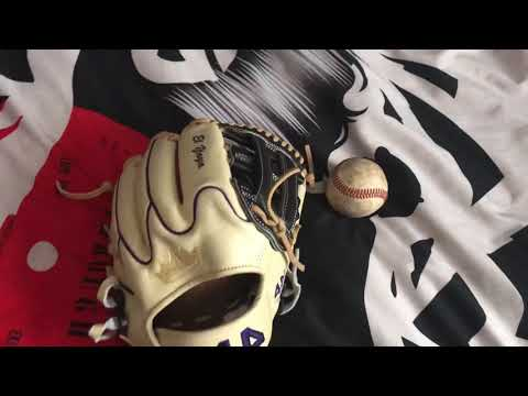 Baseball Glove Review: 44 pro signature series crown tip