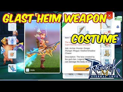 Ragnarok Mobile GH lvl 87 weapon costume PART 1 - смотреть онлайн на