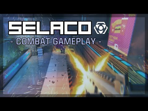 Selaco is an upcoming GZDoom-powered shooter that looks awesome