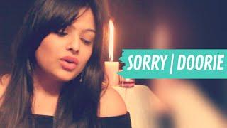 Sorry Hindi Version - Doorie   KavyaKriti - kavyakritimusic
