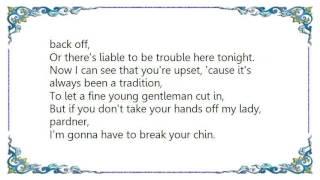 Chris LeDoux - The Lady Is Dancing With Me Lyrics