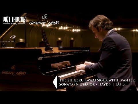 The Shigeru Kawai SK-EX with Ivan Ilić   Sonata in C major, Hob. XVI/50, L.60 - Joseph Haydn   Tập 3
